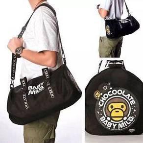 Baby Milo Duffle Bag Fro Japan Magazine Appendix