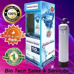 NANO ALKALINE Drinking WATER Vending MAchine TT6