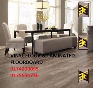Lantai Vinyl Floorboard Laminated Kedah Utara A4