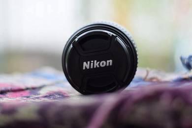 AF-S NIKKOR 18-55mm Kit Lens
