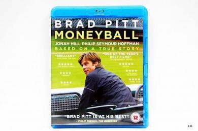 Original Bluray - MONEYBALL [2011] Blu-ray