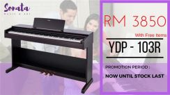 Yamaha Digital Piano Arius YDP 103