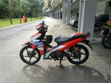 Honda Wave Dash v2