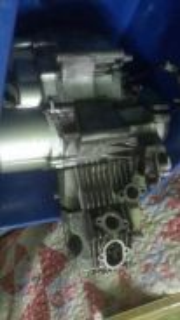Enjin kriss 110
