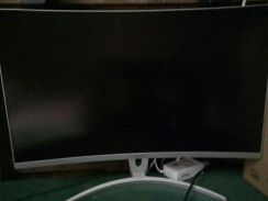 Monitor gaming acer ed273a curve