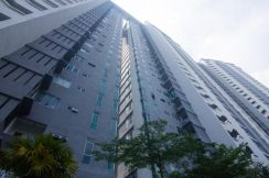 The Peak Residence Middle Floor Seaview Have Balcony At Tanjung Tokong