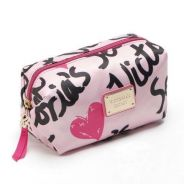 Victoria's Secret Pink Love Makeup Bag