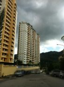 ALPINE TOWER at Bukit Jambul Well Maintain Unit