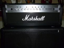 Marshall MG100HCFX Head Guitar Amp - 100W