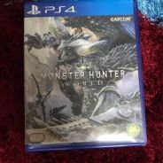 Ps4 Used Monster Hunter World R3