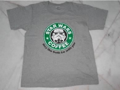 Star Wars Troopers Coffee Tee M (Kod TS2180)