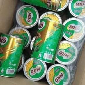 Milo kaw 500g /tin