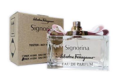 Salvatore Ferragamo Signorina (edp) Tester Perfume