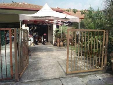 Rumah teres 1 tingkat jalan jambu meru klang for sale