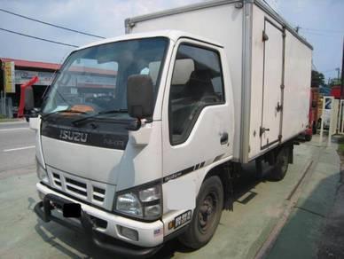 Yr 2012 Isuzu NKR55 Box UBS 12ft !!!!!!!