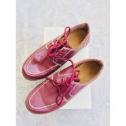 Wine Red Shoes ( Hipster )