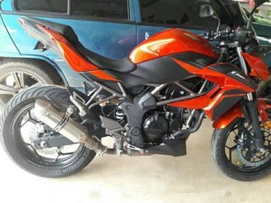 Kawasaki for sele