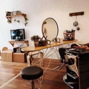 Unique Hair & Nail Salon For Sale