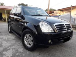 Used Ssangyong Rexton for sale