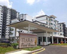 TIARA PARKHOMES [LOW DENSITY | 8.5KM to KL-CITY] 1270sf 3R3B FREEHOLD