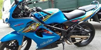 2011 Kawasaki KR150-K