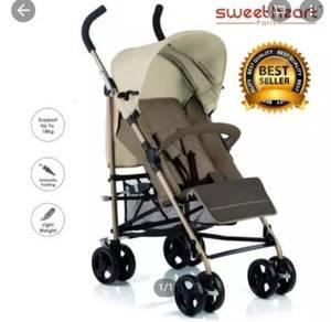 Stroller sweet heart untuk di letgo murah2