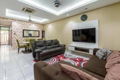 Terrace house 2 storey (freehold) Presint 14, Putrajaya