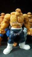 Fantastic Four 3.75inch The Thing figure
