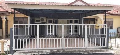 Rumah Teres Single Storey Renovated
