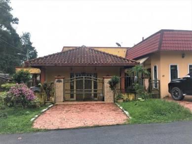 FREEHOLD Single Storey Terrace Corner Taman Mas, Cheras
