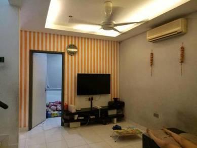 Taman Setia Indah 1.5 Storey (Renovated) 24hr Security
