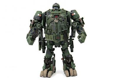 Wei Jiang Robot Force Transformers M02 toy