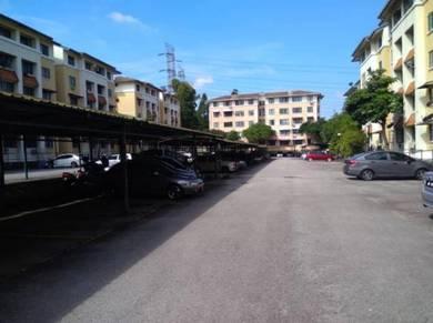 3r1b SD Apartment 2, Bandar Sri Damansara, Kuala Lumpur-Tingkat Bawah
