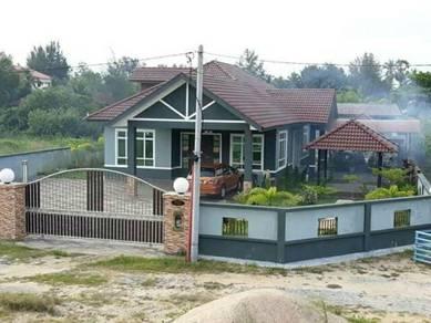 Lot banglow untuk dijual perdana resort