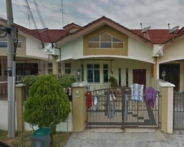 1 Storey Terrace House In Taman Bestari Indah, Ulu Tiram, Johor