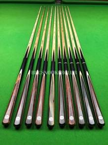 Thailand Stryker One Piece and 3/4 Snooker Cue