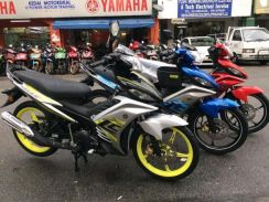 Yamaha LC 135 (New Model 135LC) Easy Loan