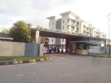 University prime condo apartment jln sulaman