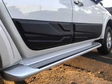 Mitsubishi Triton Full Garnish Body Cladding 4pcs
