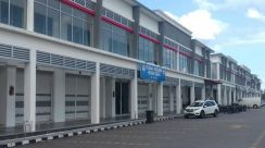 Double Storey Shop Office, (Ground floor)Kulim Square, Kulim