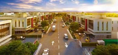 New 3sty Semi d Factory Lot, Balakong , Balakong