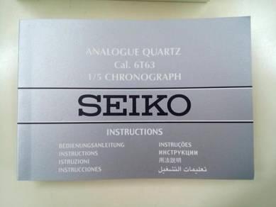 Seiko 6T63