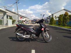 Modenas ct100 millege9++ for sale