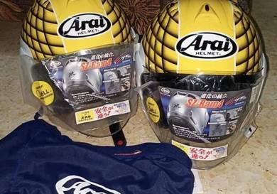 Limited Arai Taira Racing Helmet