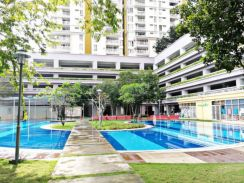 PV20 Condo Setapak KL - Single Bedroom For 1 Person (Lowest Rate)