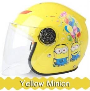 Kids Disney Cute Helmet (Size fit for 2-5y)