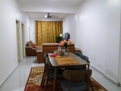 Larkin Indah Apartment, FULL LOAN, Ground Floor, Gated & Guarded