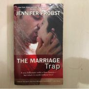 The Marriage Trap by Jeniffer Probst