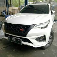 Toyota Fortuner Front Grill WITH EMBLEM Trd