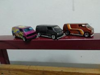 Lot custom '77 dodge van
